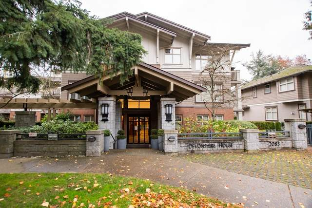 2083 W 33RD Avenue #301, Vancouver, BC V6M 4M6 (#R2629219) :: 604 Home Group
