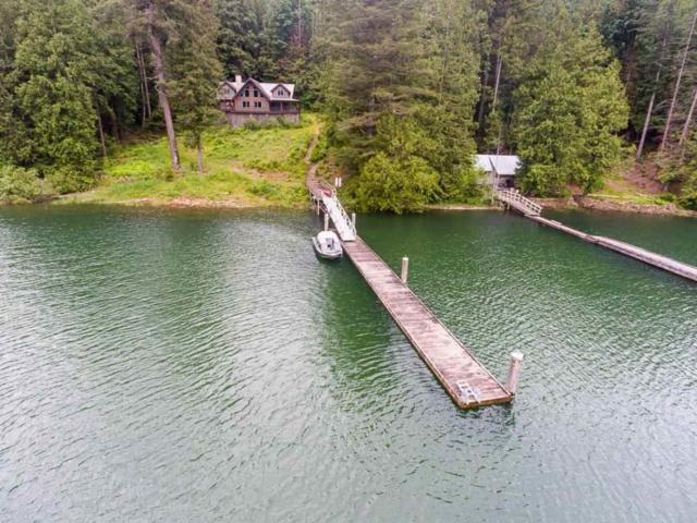 Harrison River Lot 6, Harrison Hot Springs, BC V0M 1A0 (#R2178551) :: HomeLife Glenayre Realty