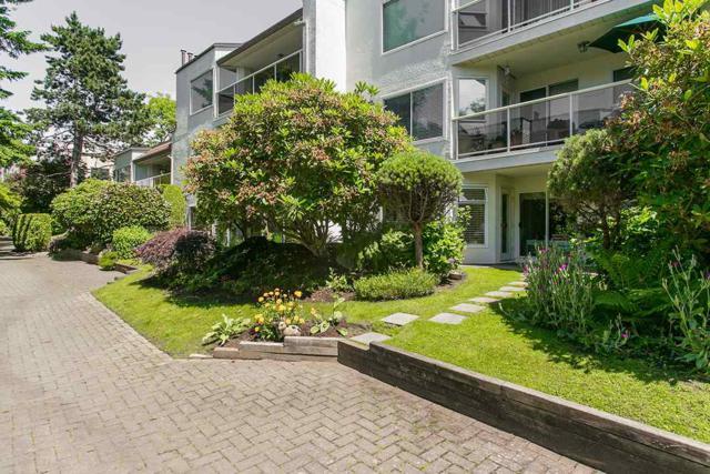 1225 Merklin Street #307, White Rock, BC V4B 4B8 (#R2181186) :: HomeLife Glenayre Realty