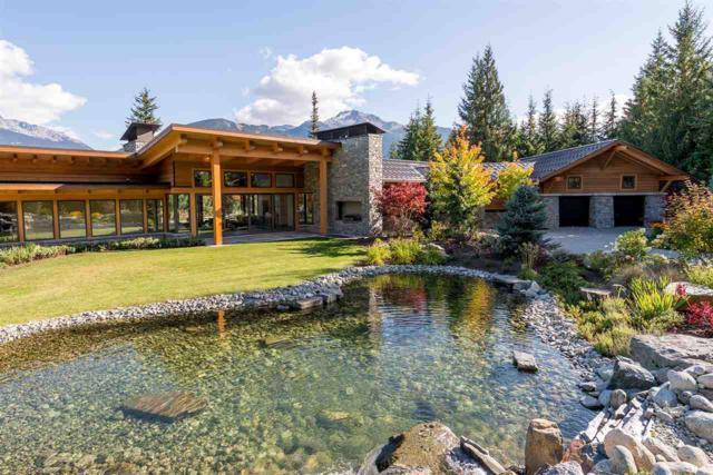5468 Stonebridge Place, Whistler, BC V0N 1B5 (#R2201051) :: Vancouver House Finders