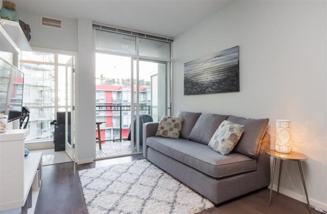 63 W 2ND Avenue #505, Vancouver, BC V5Y 0G8 (#R2214536) :: Re/Max Select Realty