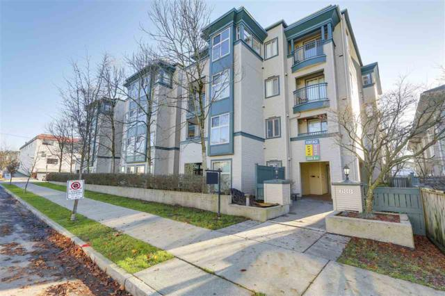 688 E 16TH Avenue #312, Vancouver, BC V5T 2V4 (#R2226953) :: Re/Max Select Realty
