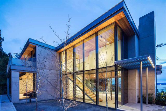 4055 Marine Drive, West Vancouver, BC V7V 1N7 (#R2235527) :: Vancouver House Finders