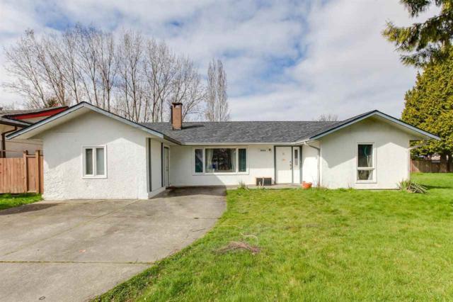 9291 Ryan Crescent, Richmond, BC V7A 2H1 (#R2252399) :: West One Real Estate Team