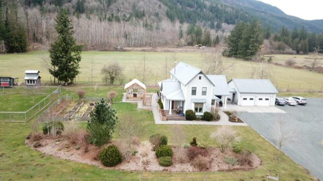 945 Columbia Valley Road, Columbia Valley, BC V2R 4X6 (#R2254053) :: West One Real Estate Team