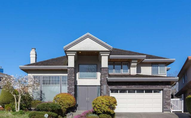 3540 Cornwall Court, Richmond, BC V7C 5M7 (#R2256637) :: West One Real Estate Team