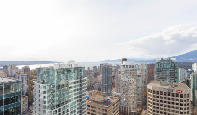 1111 Alberni Street #3501, Vancouver, BC V6E 4V2 (#R2258769) :: West One Real Estate Team