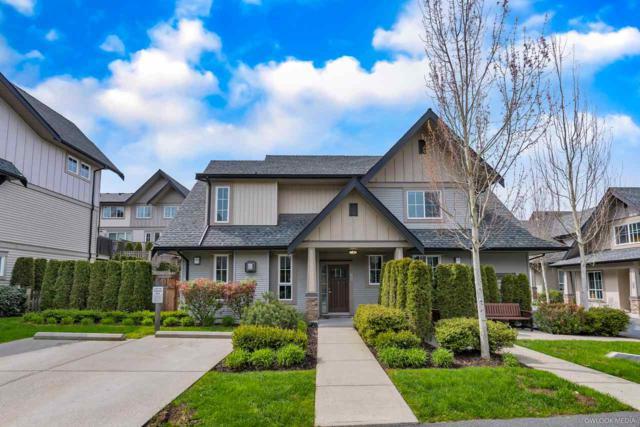 2501 161A Street #140, Surrey, BC V3S 7Y6 (#R2258926) :: West One Real Estate Team