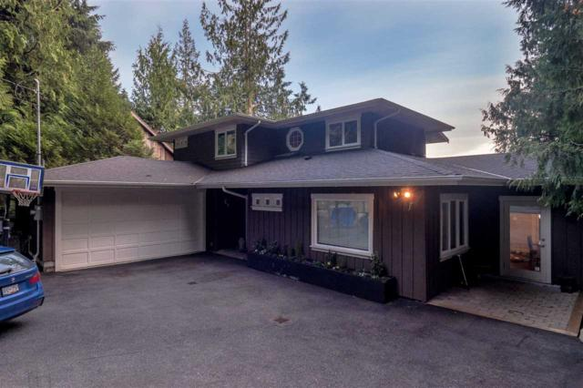 190 Mountain Drive, Lions Bay, BC V0N 2E0 (#R2259180) :: West One Real Estate Team