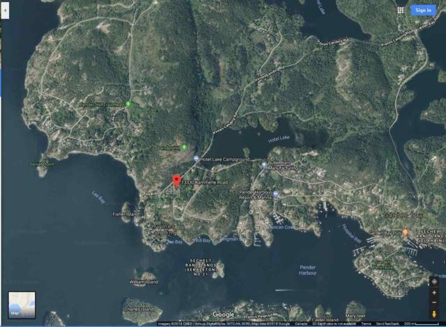 13330 Kammerle Road, Pender Harbour, BC V0N 1S1 (#R2261881) :: RE/MAX Oceanview Realty