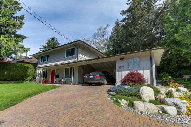3525 Westmount Road, West Vancouver, BC V7V 3G5 (#R2265564) :: Re/Max Select Realty