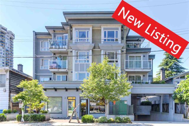 1629 Garden Avenue #404, North Vancouver, BC V7P 3A6 (#R2279124) :: Re/Max Select Realty