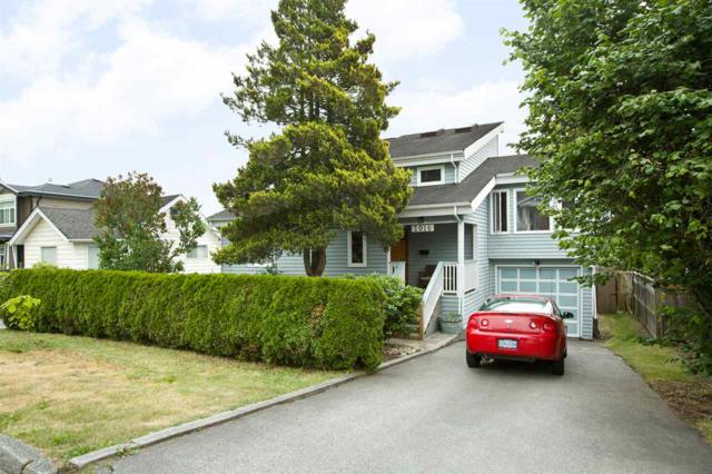 2016 Ninth Avenue, New Westminster, BC V3M 3G7 (#R2280112) :: Re/Max Select Realty