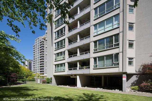 6055 Nelson Avenue #405, Burnaby, BC V5H 4L4 (#R2281048) :: Re/Max Select Realty