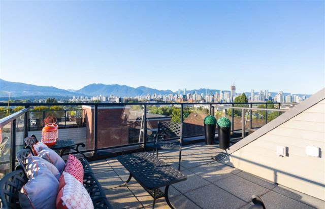 1950 W 5TH Avenue #2, Vancouver, BC V6J 1P7 (#R2281833) :: TeamW Realty