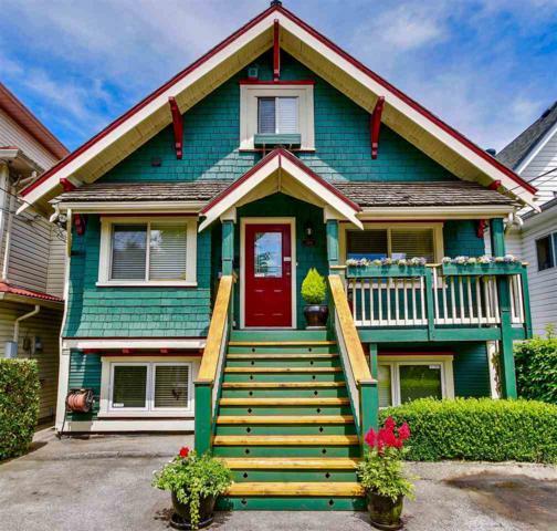 139 E 24TH Avenue, Vancouver, BC V5V 1Z5 (#R2286100) :: TeamW Realty