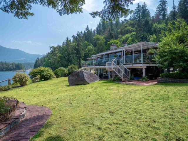 12881 Sunshine Coast Highway, Pender Harbour, BC V0N 2H1 (#R2288842) :: RE/MAX Oceanview Realty