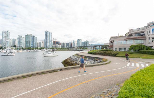 456 Moberly Road #211, Vancouver, BC V5Z 4L7 (#R2289515) :: TeamW Realty