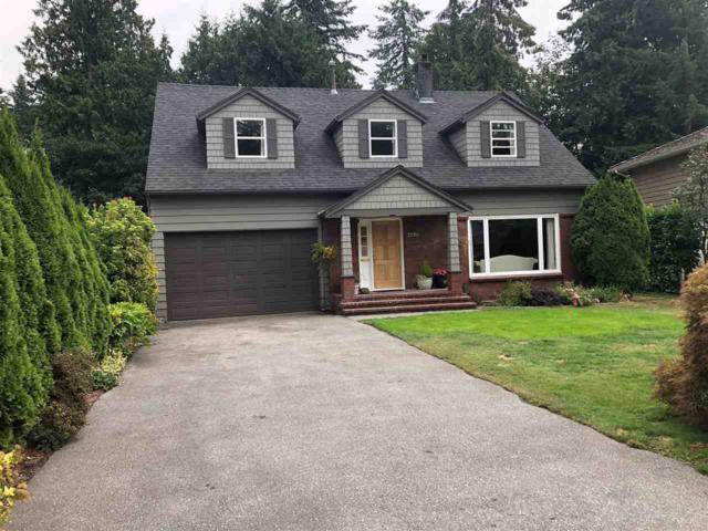 2590 Kilmarnock Crescent, North Vancouver, BC V7J 2Z5 (#R2290107) :: Vancouver House Finders
