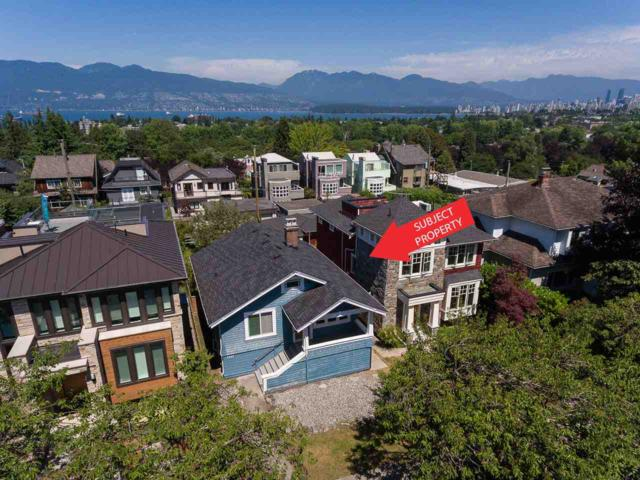 3655 W 15TH Avenue, Vancouver, BC V6R 2Z6 (#R2290677) :: West One Real Estate Team