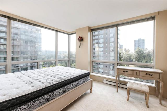 9633 Manchester Drive #1002, Burnaby, BC V3N 4Y9 (#R2298391) :: JO Homes | RE/MAX Blueprint Realty