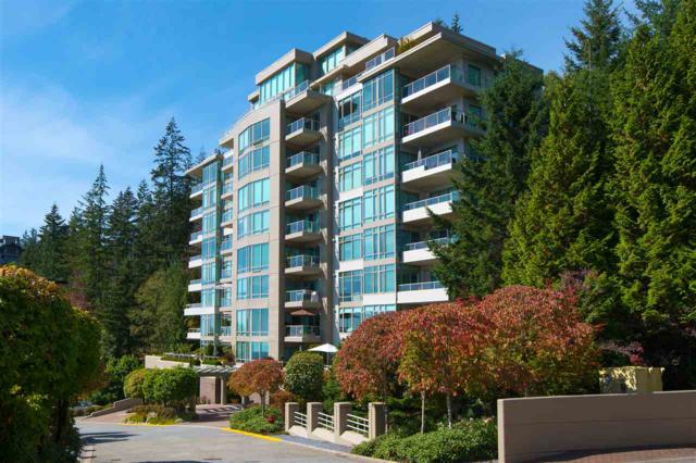 3131 Deer Ridge Drive #801, West Vancouver, BC V7S 4W1 (#R2305180) :: West One Real Estate Team