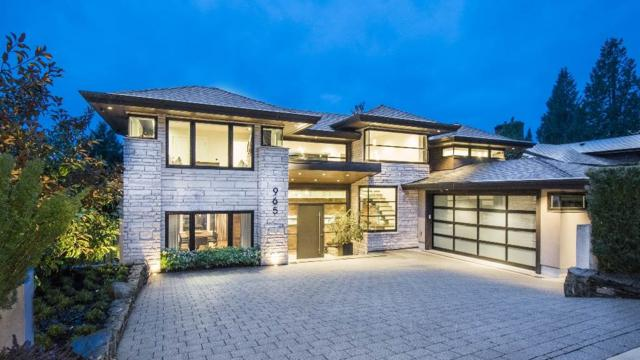 965 Leovista Avenue, North Vancouver, BC V7R 1R4 (#R2305653) :: West One Real Estate Team