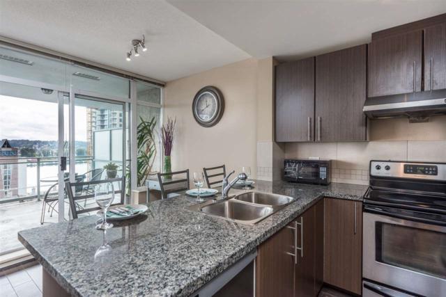 892 Carnarvon Street #1702, New Westminster, BC V3M 0C5 (#R2307552) :: JO Homes | RE/MAX Blueprint Realty