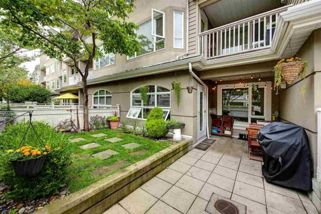 5888 Dover Crescent #127, Richmond, BC V7C 5R9 (#R2308237) :: TeamW Realty