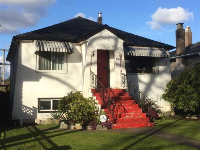 2539 E 18TH Avenue, Vancouver, BC V5M 2P4 (#R2313087) :: Vancouver Real Estate