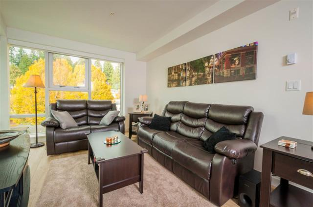 1061 Marine Drive #312, Vancouver, BC V7P 1S6 (#R2315727) :: West One Real Estate Team