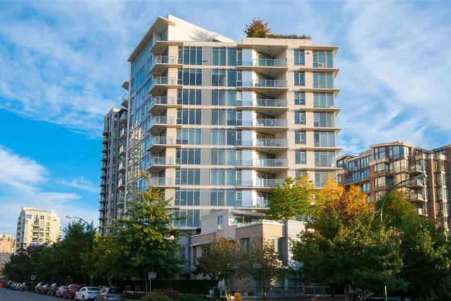175 W 2ND Street #701, North Vancouver, BC V7M 0A5 (#R2316121) :: TeamW Realty