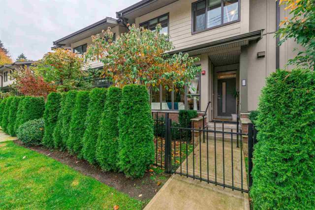 2135 Heritage Park Lane #107, North Vancouver, BC V7H 0B6 (#R2319189) :: West One Real Estate Team