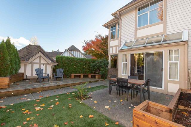 1 Aspenwood Drive #12, Port Moody, BC V3H 4X8 (#R2320894) :: West One Real Estate Team