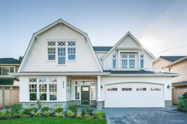 5460 Lackner Crescent, Richmond, BC V7E 6A2 (#R2322535) :: West One Real Estate Team
