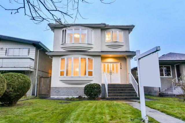 136 E 53RD Avenue, Vancouver, BC V5X 1H8 (#R2322773) :: West One Real Estate Team