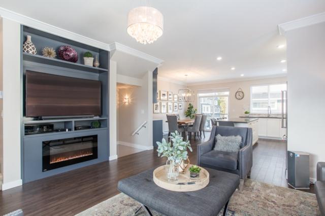 127 172 Street #1, Surrey, BC V3Z 0W9 (#R2322874) :: West One Real Estate Team