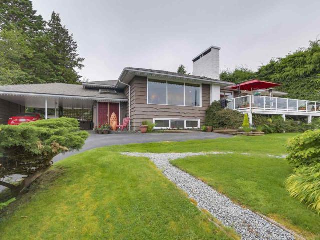 753 Beachview Drive, North Vancouver, BC V7G 1P8 (#R2336387) :: TeamW Realty