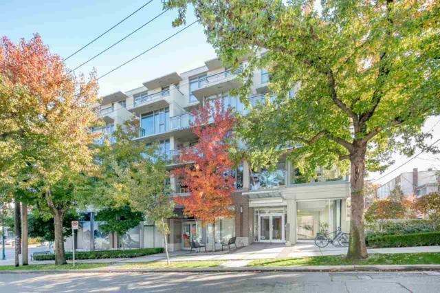 2520 Manitoba Street #409, Vancouver, BC V5Y 3A6 (#R2346347) :: Vancouver Real Estate