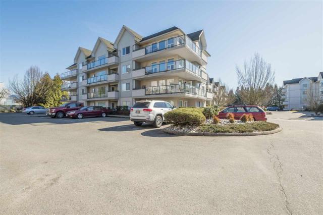 33718 King Road #408, Abbotsford, BC V2S 8J3 (#R2347081) :: Vancouver Real Estate