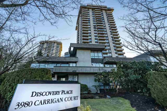 3980 Carrigan Court #204, Burnaby, BC V3N 4S6 (#R2347835) :: TeamW Realty