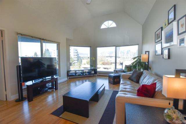 1355 W 4TH Avenue #205, Vancouver, BC V6H 3Y8 (#R2349802) :: Vancouver Real Estate