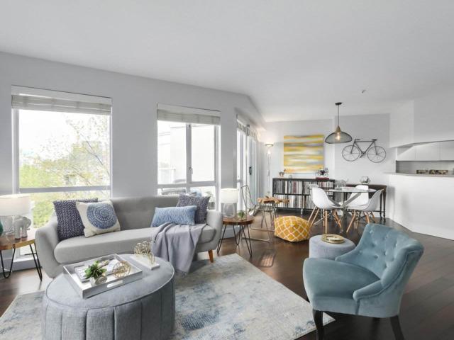 8430 Jellicoe Street #407, Vancouver, BC V5S 4S7 (#R2366281) :: Vancouver Real Estate