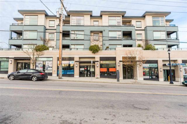 709 Twelfth Street #208, New Westminster, BC V5J 4R6 (#R2367501) :: Royal LePage West Real Estate Services