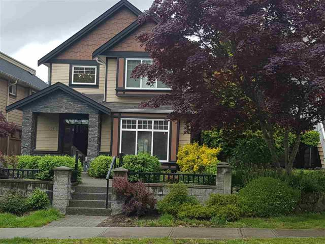 314 W 26TH Street, North Vancouver, BC V7N 2G6 (#R2370763) :: Vancouver Real Estate