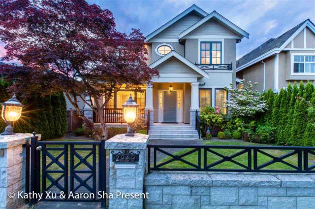 2969 W 22ND Avenue, Vancouver, BC V6L 1M9 (#R2372865) :: Royal LePage West Real Estate Services