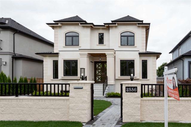 2556 W 16TH Avenue, Vancouver, BC V6K 3C1 (#R2373908) :: Royal LePage West Real Estate Services