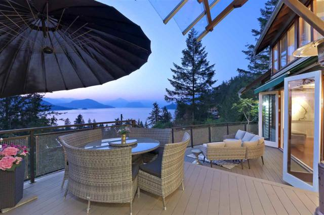 6627 Madrona Crescent, West Vancouver, BC V7W 2J7 (#R2374858) :: Royal LePage West Real Estate Services