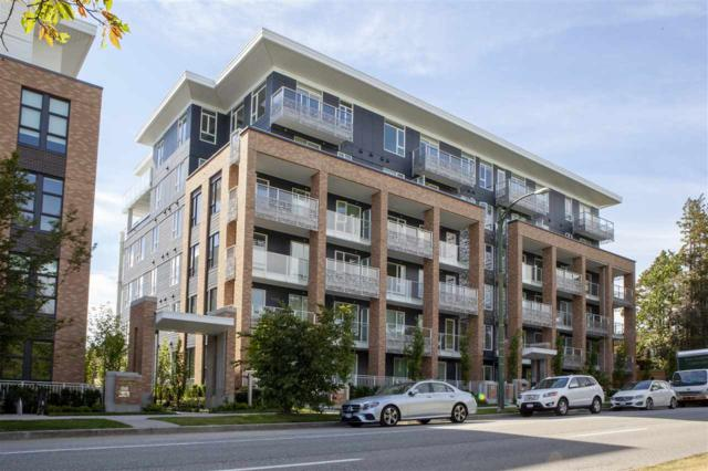 6933 Cambie Street #101, Vancouver, BC V6P 1M9 (#R2377038) :: Royal LePage West Real Estate Services