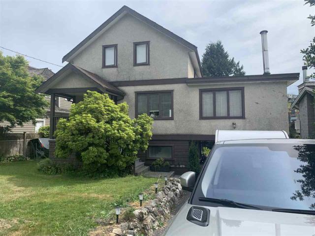 2264 Inglewood Avenue, West Vancouver, BC V7V 1Z8 (#R2380682) :: Royal LePage West Real Estate Services